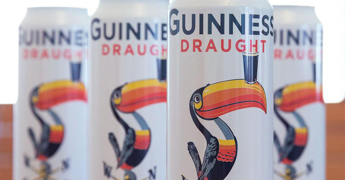 The Untold Story Of The Guinness Toucan photo