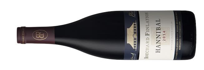Hannibal, The Unique Red Blend From Bouchard Finlayson Receives More International Recognition photo