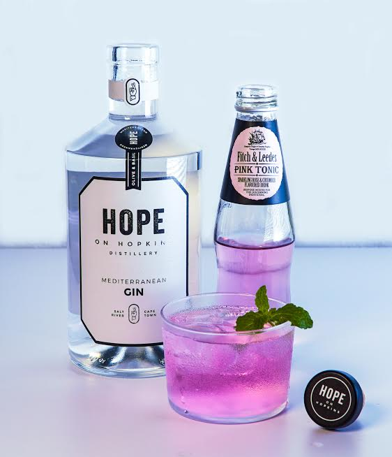 hopkins pink gin Add A Splash Of Millennial Pink To Your Next Gin And Tonic Drink
