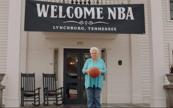 Marketing Daily: Jack Daniels Playoffs Spot 'lobbies' For Lynchburg Nba Team photo