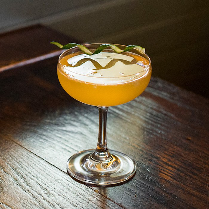 Pegu Club Cocktail - DrinksFeed