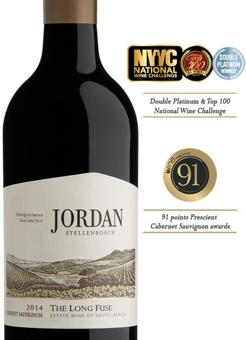 Jordan The Long Fuse Cabernet wins again! photo