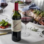 Roast Leg of Lamb with Figs and Cabernet Sauvignon photo