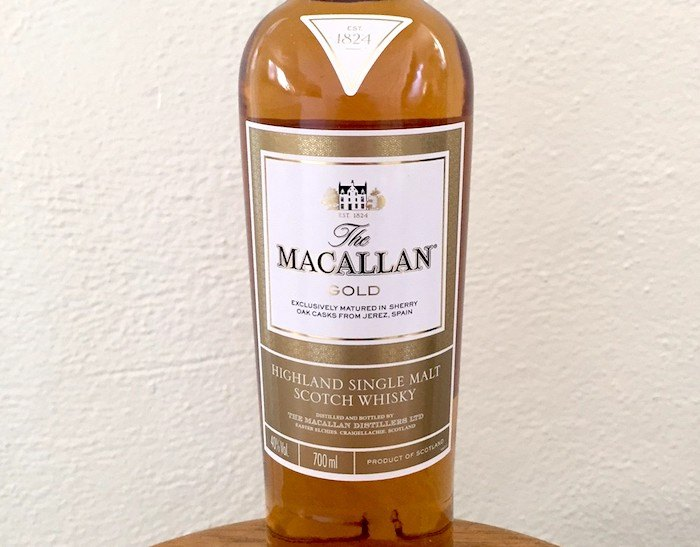 Whiskey Review: The Macallan 1824 Series 'gold' Single Malt Whisky photo