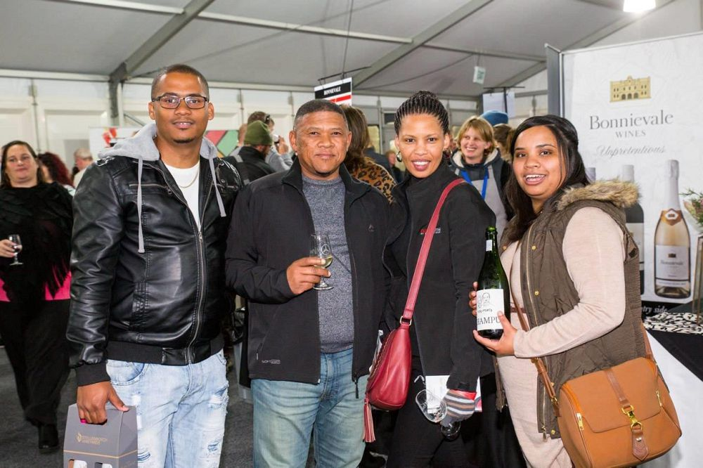 The 12th Knysna Wine Festival Held Within The Knysna Pick And Pay Oyster Festival photo