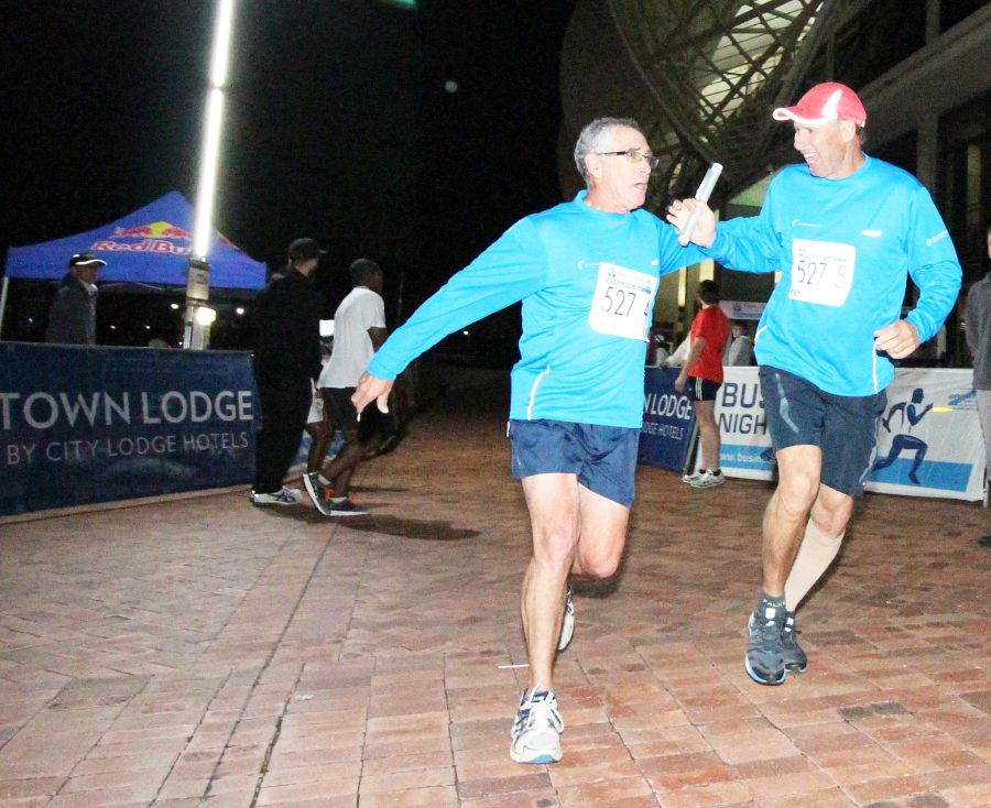 Unique Stadium Night Relay Kicks Off photo