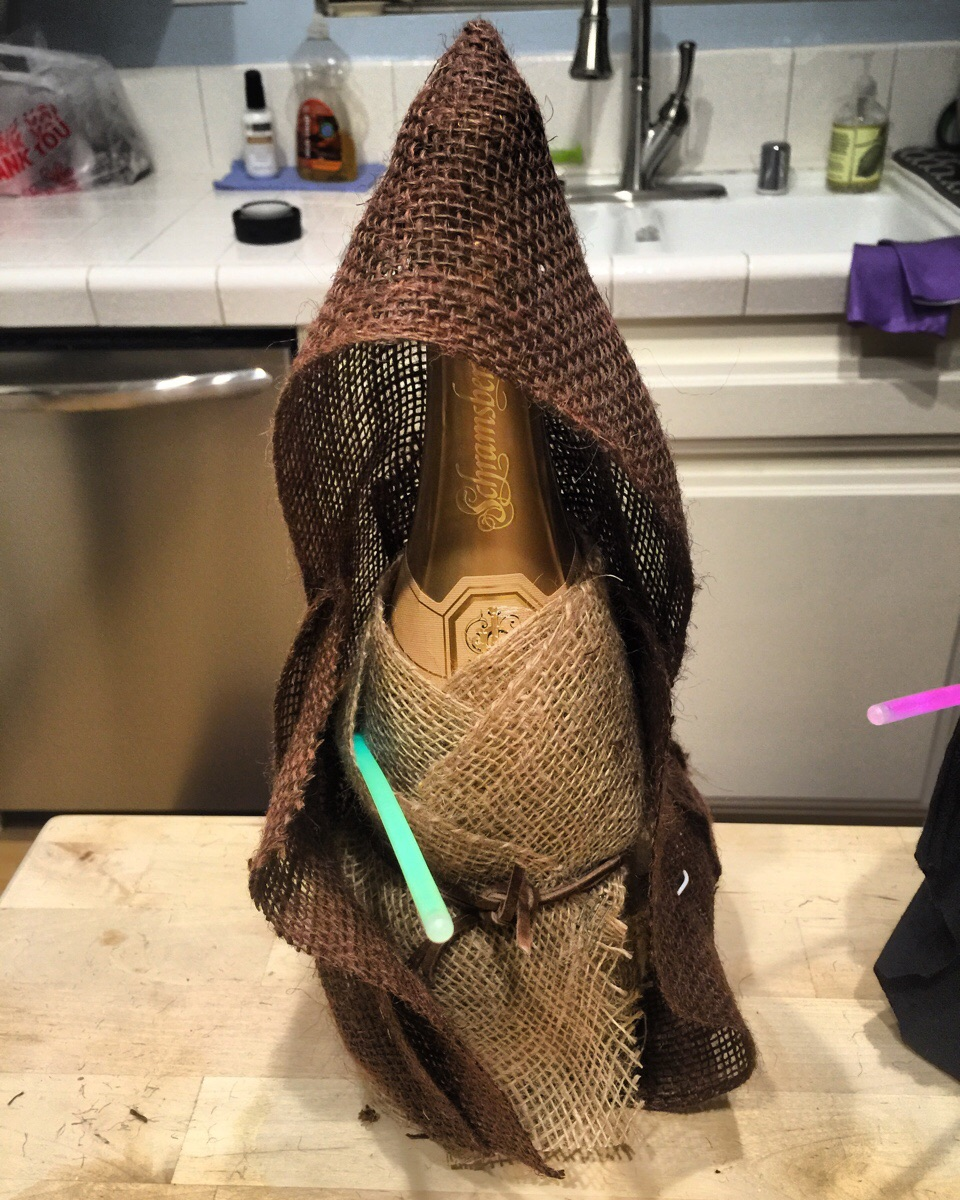 obiwinekenobi 3 Cocktails for International Star Wars Day
