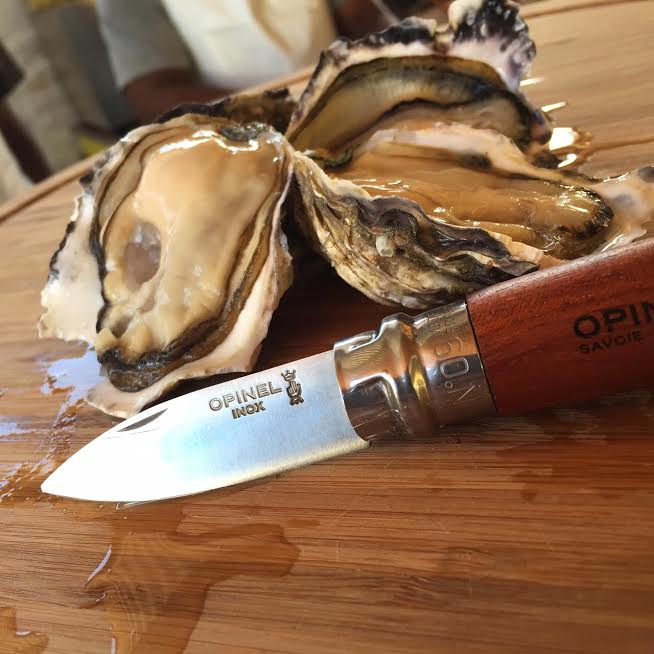 Sparkling Kaapse Vonkel and the Oysters from Heaven photo