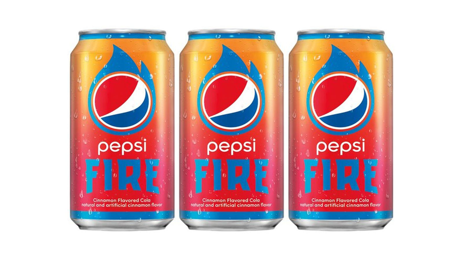 Pepsi Wants To Win You Back With Cinnamon Swill photo