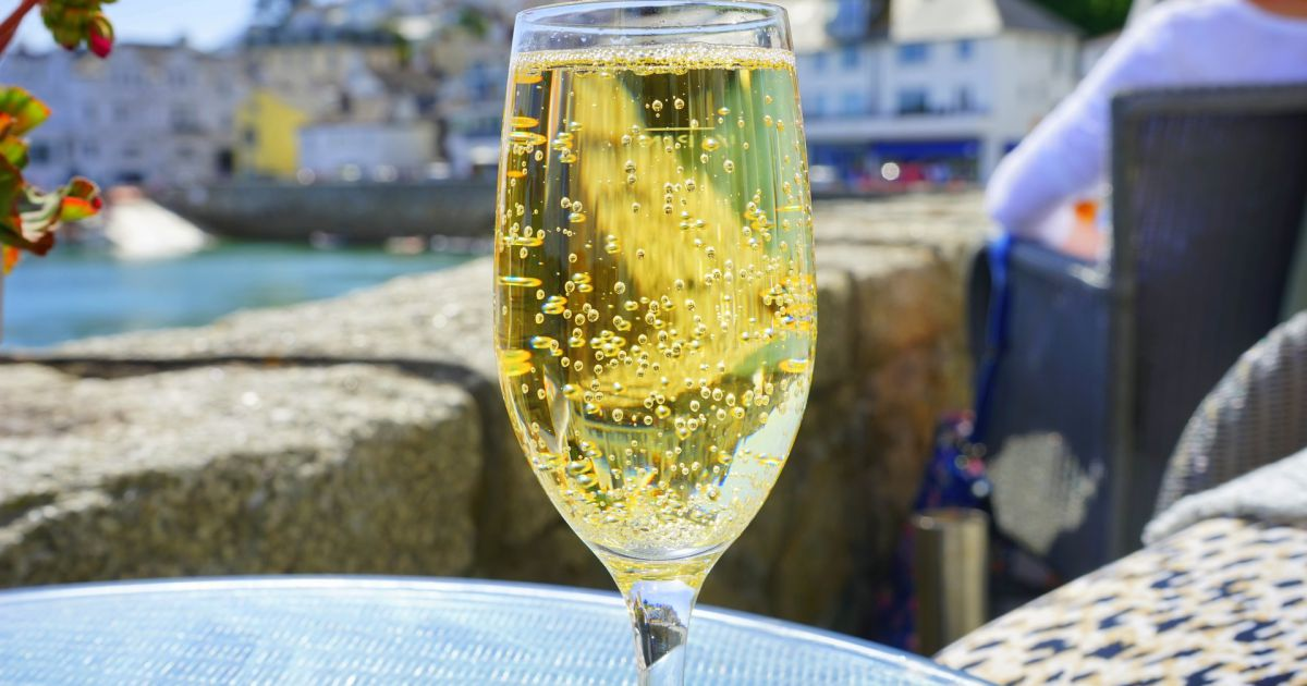 Brits Drank A Third Of All The Prosecco Produced In The World Last Year photo