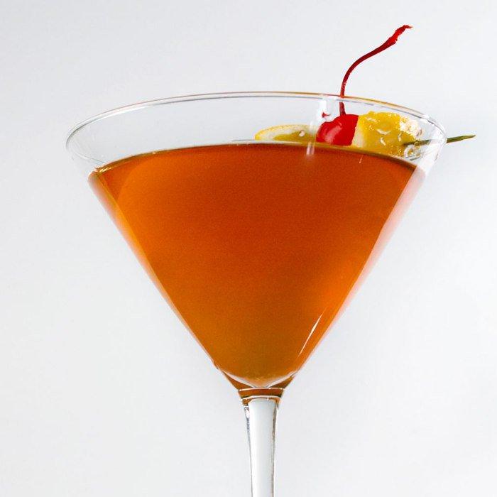 Boston Sidecar Cocktail photo