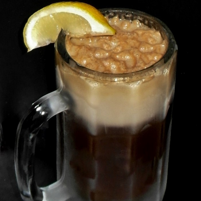 California Root Beer Cocktail photo