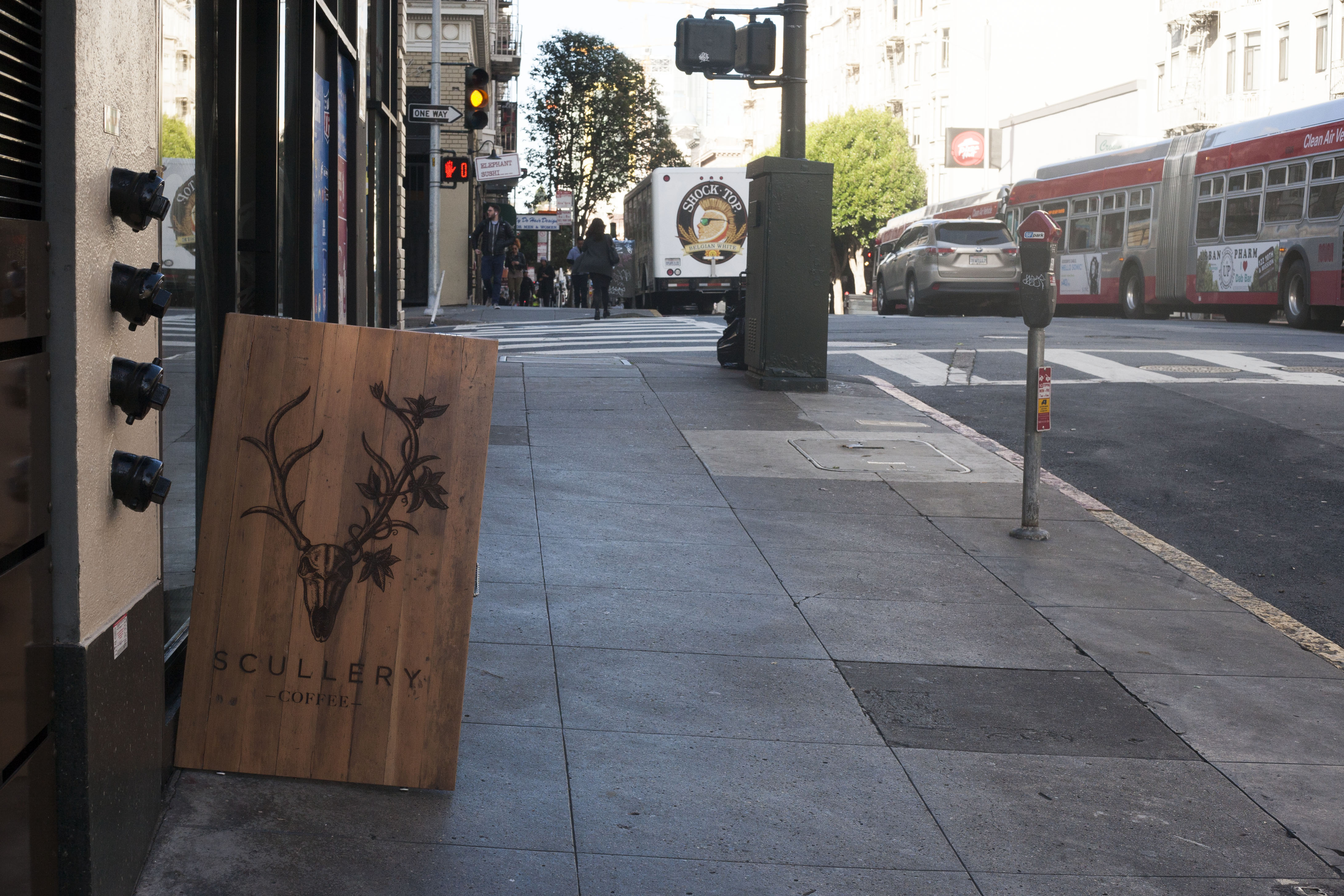 San Francisco: Scullery Brings Old World Charm To The Tenderloin photo