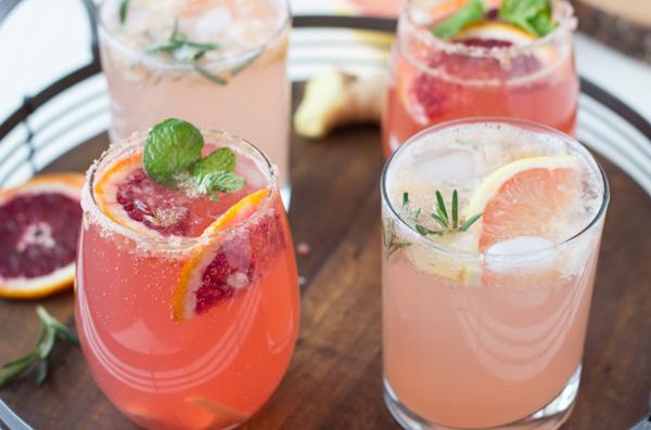 9 Cocktails Based on Sparkling Wine photo