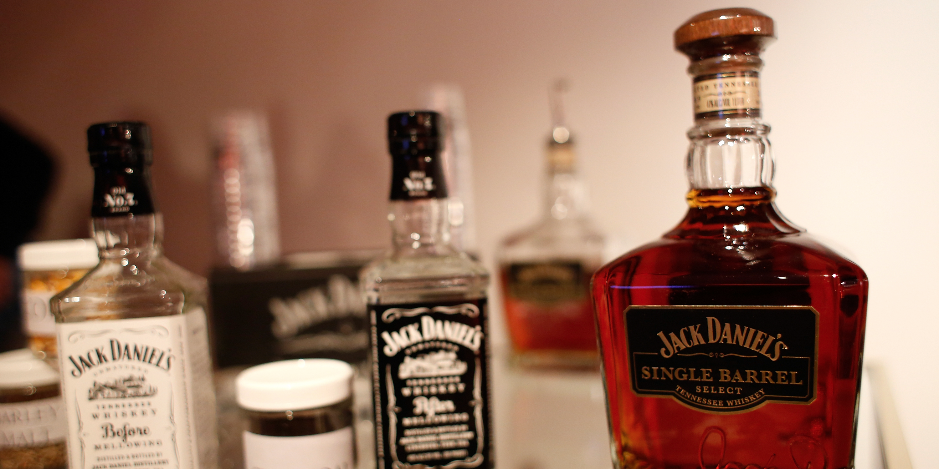 The Owner Of Corona Reportedly Offered To Buy The Owner Of Jack Daniels But Was Turned Down photo