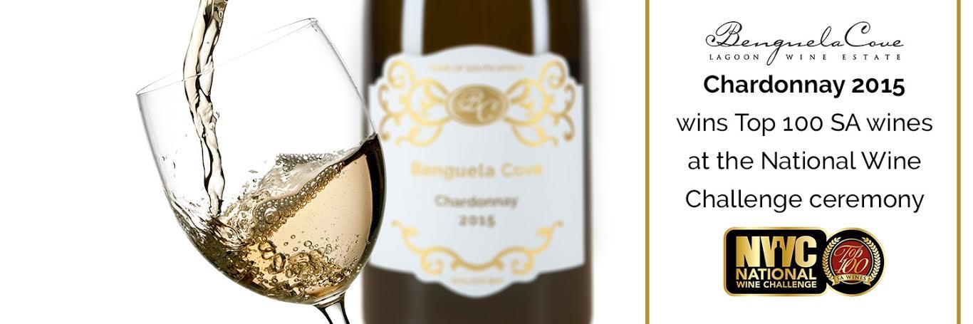 Benguela Cove Chardonnay 2015 wins Top 100 SA wines photo