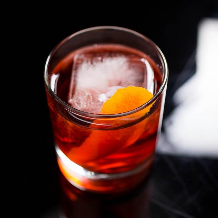 Negroni Cocktail photo