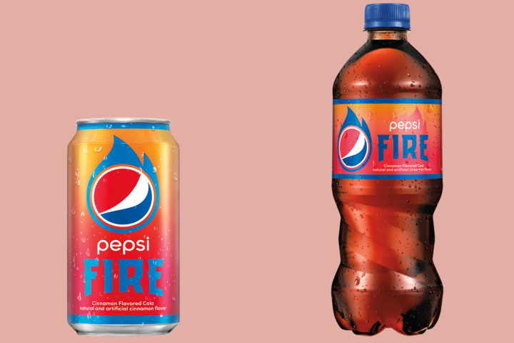 Pepsi's New Recipe Is ??? photo
