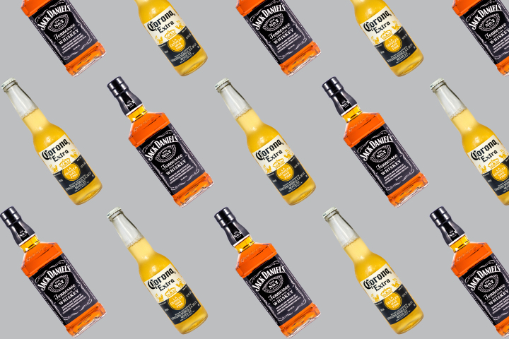 Wall Street Isn't Sold On Rumored Corona-jack Daniel's Deal photo