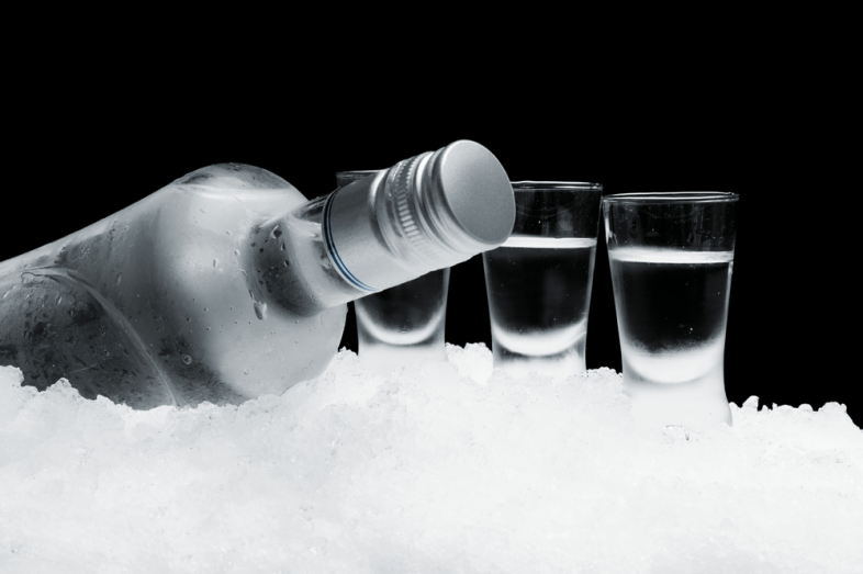 Why Drinking Vodka May Be Healthier Than A Glass Of Wine photo