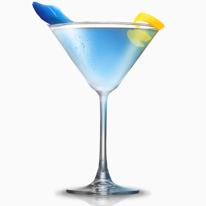 Bluebird Cocktail photo