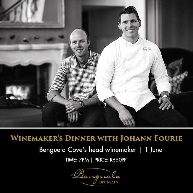 Indulge in a Winemaker's Dinner at Benguela on Main photo