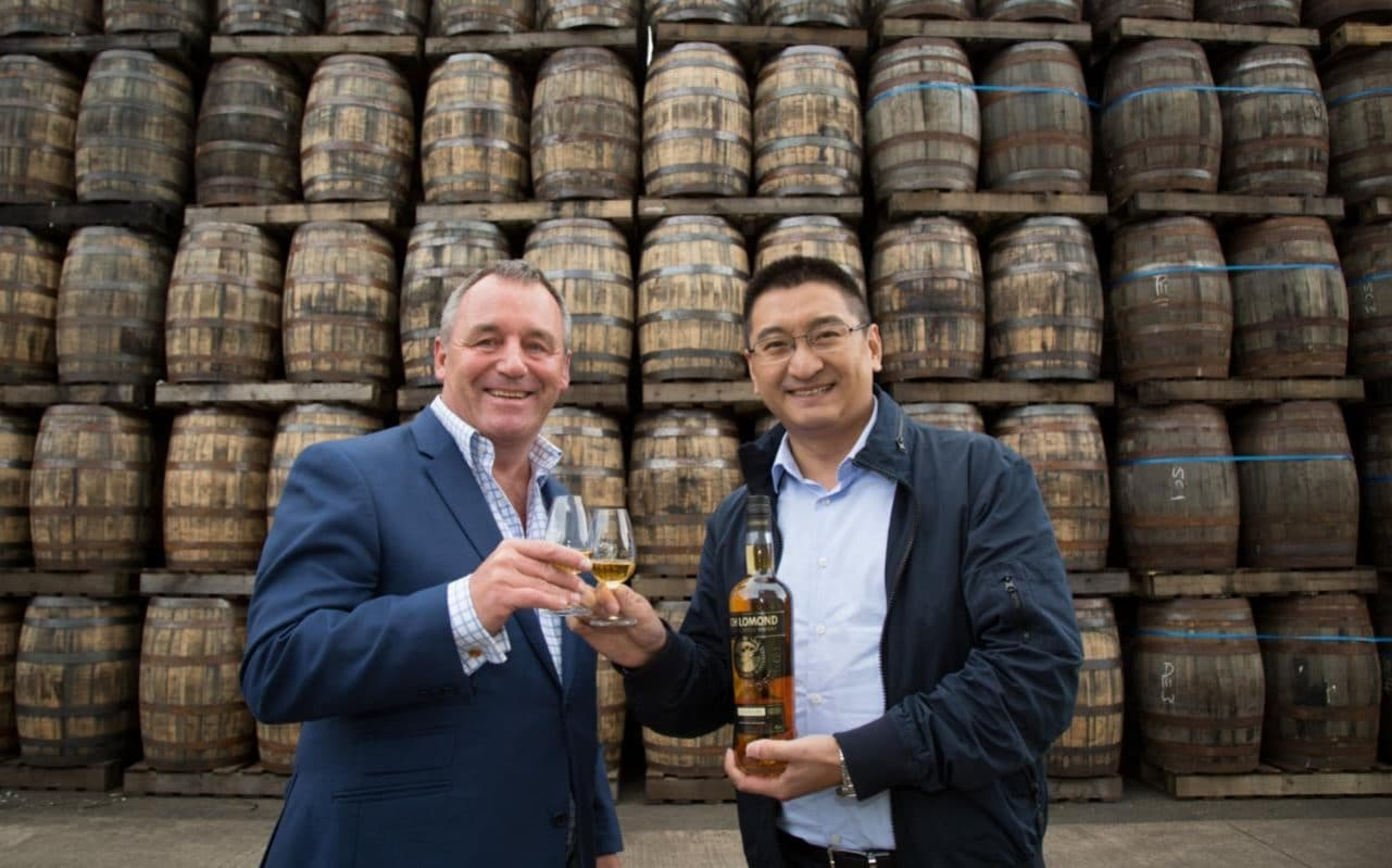 Scottish Whisky Maker Loch Lomond Bets Big On China With Distribution Deal photo