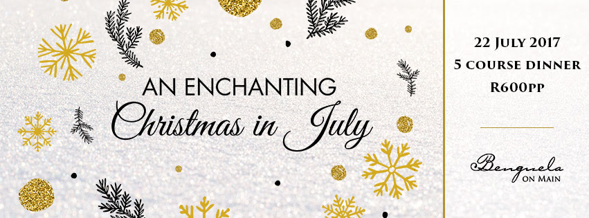Christmas in July at Benguela on Main photo