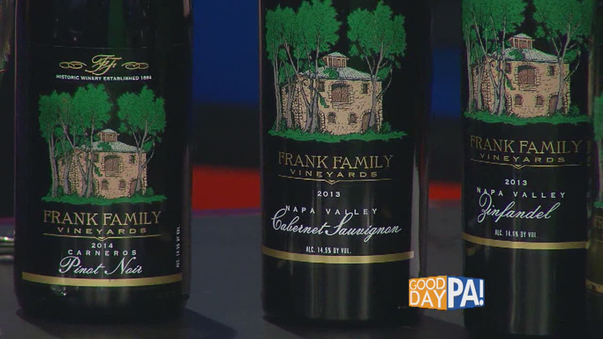 Frank Family Vineyards: Small Family Winery Founded By A Disney Executive! photo
