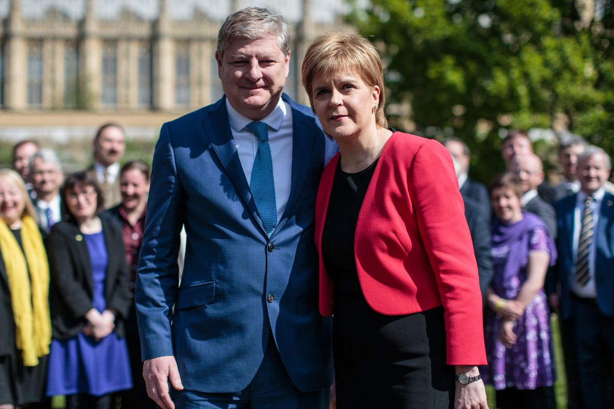 Scottish Nationalists Lose Support In Vote That Split Nation photo