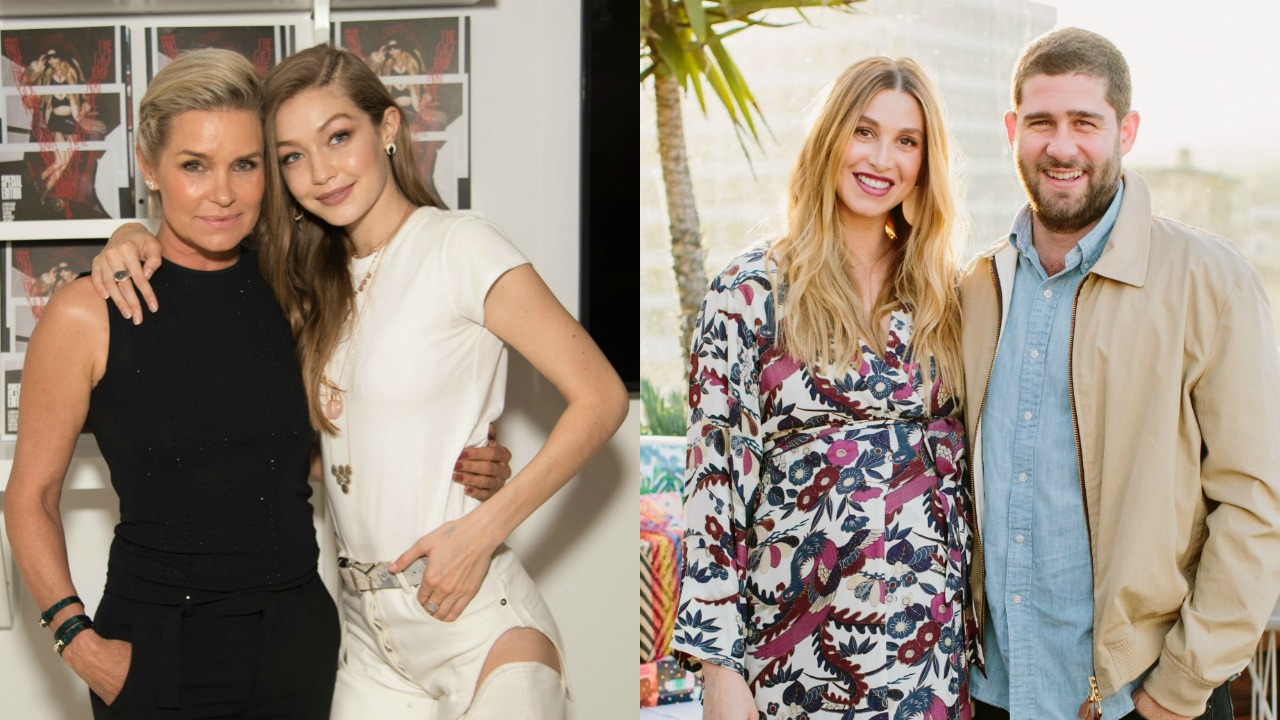 Star Sightings: Gigi Hadid Steps Out With Mom Yolanda, Whitney Port Celebrates Her Baby Shower And More! photo