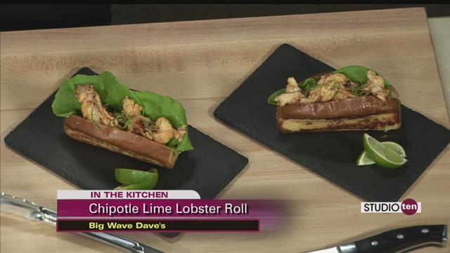 Chipotle Lime Patron Lobster Roll photo