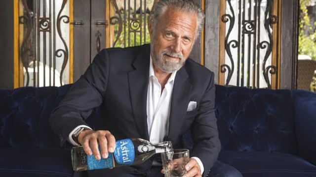 Stay Thirsty: 'most Interesting Man' Now Pitching Tequila photo