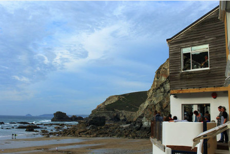 ?this New Restaurant Aims To Be Cornwall's Hottest Summer Hangout photo