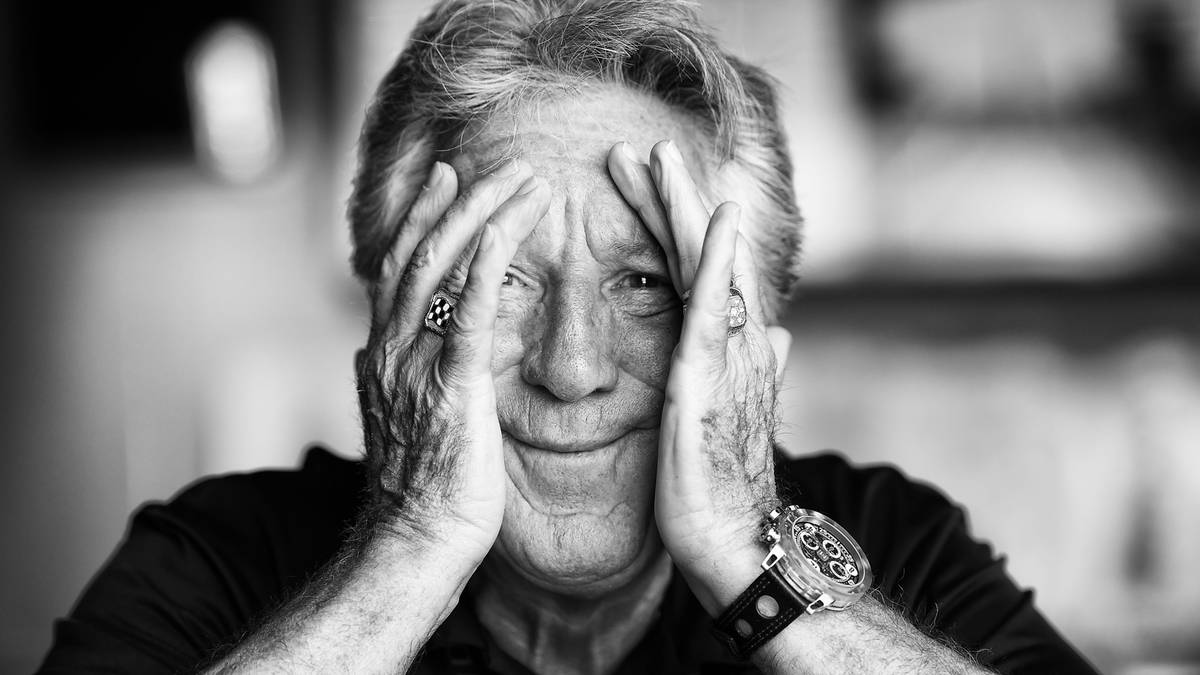 Mario Andretti: Racing Royalty Has No Intention Of Slowing Down photo