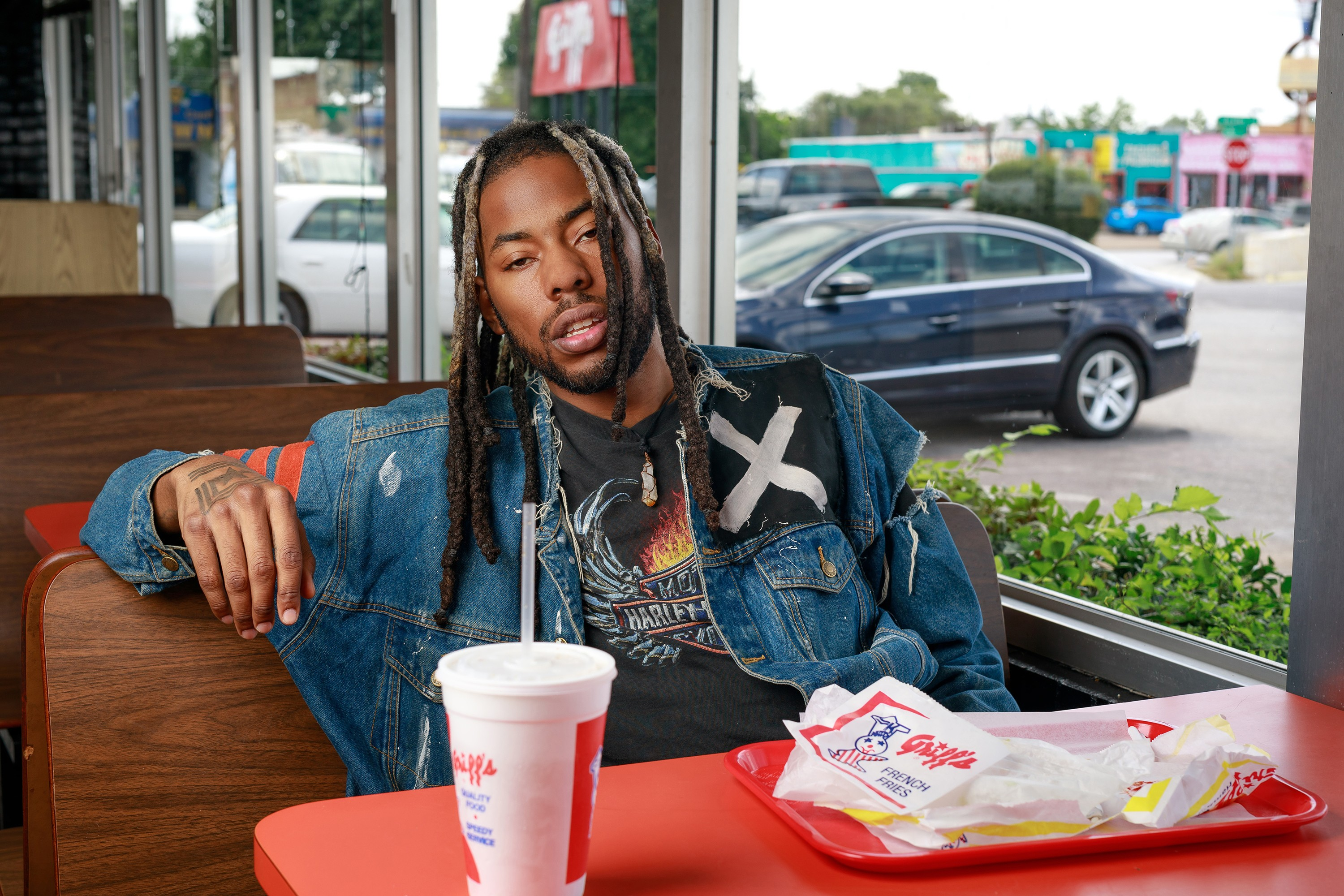 Rikki Blu Has Soft Drink's Support But Won't Let Anyone 'put A Dollar Tag' On His Dreams photo