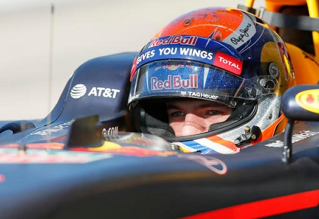 Verstappen Worried About Red Bull Future photo