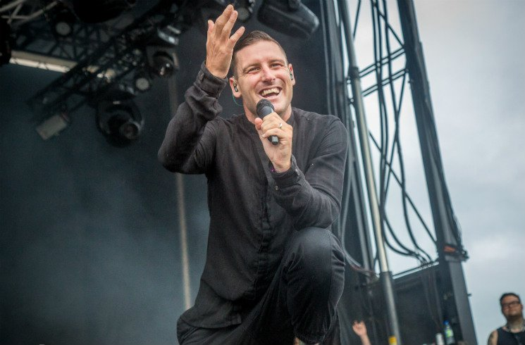 Parkway Drive Jagermeister Stage, Montebello Qc, June 23 photo