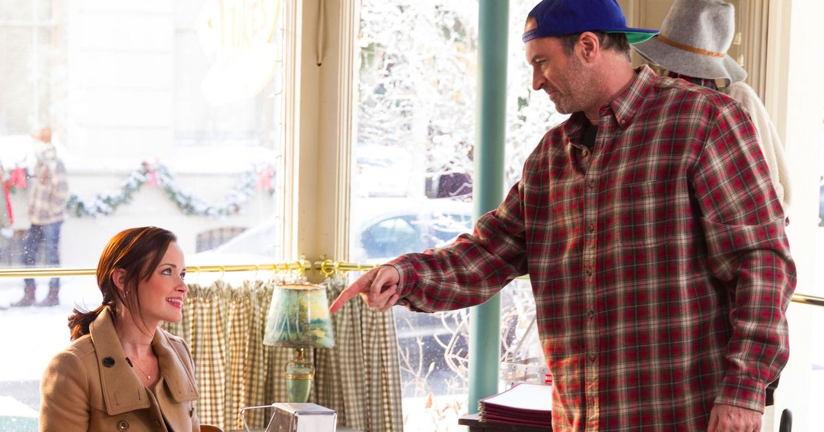 Luke From Gilmore Girls Is Selling Out And Starting A Coffee Brand photo