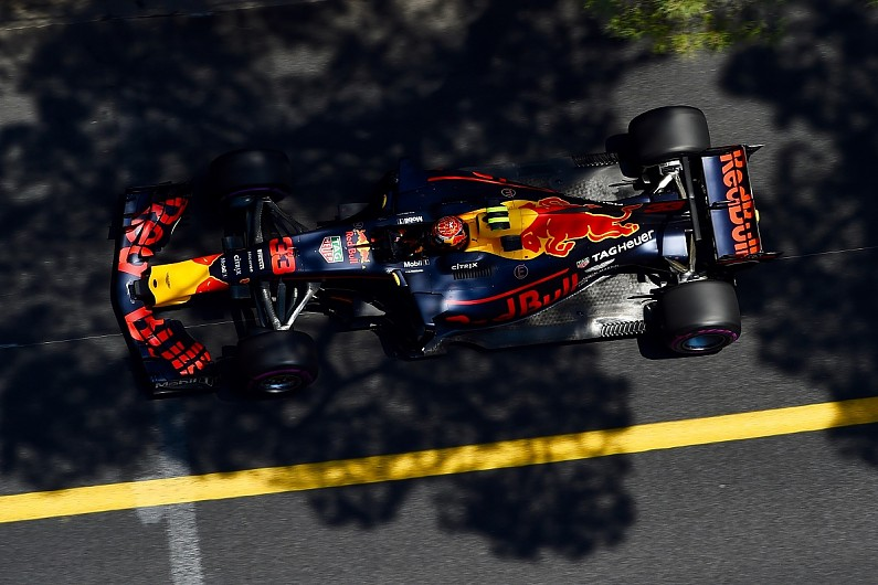 Red Bull Formula 1 Team 'worried' About Next Three Grands Prix photo
