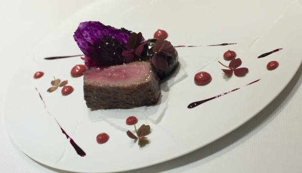Hong Kong?s Top Restaurants Reviewed: Amber ? Modern French Turns Out To Be Nine Courses Of Japanese Delights photo