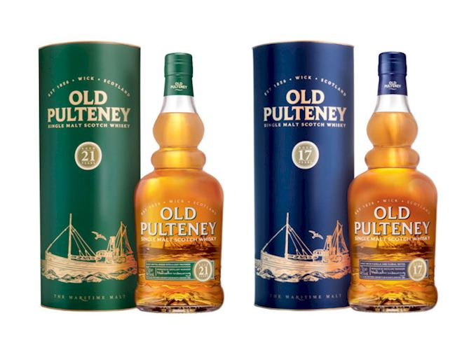 Old Pulteney To Withdraw 17yo And 21yo photo