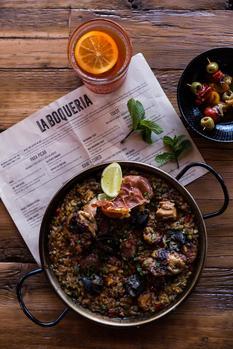 La Boqueria: A New All-day Eating Spot In Jozi! photo