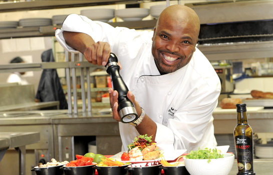 Benny Masekwameng Is Serving A Winter Menu At The Le Kap Lifestyle Fair! photo