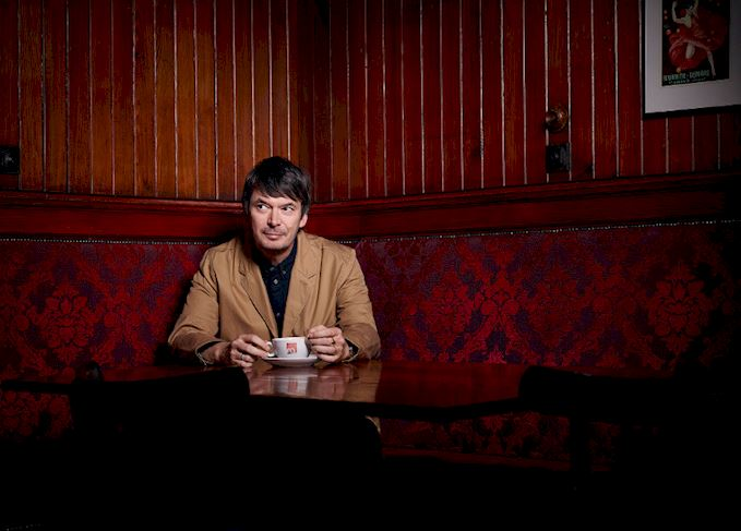 Ian Rankin: Music, Whisky And Memories photo