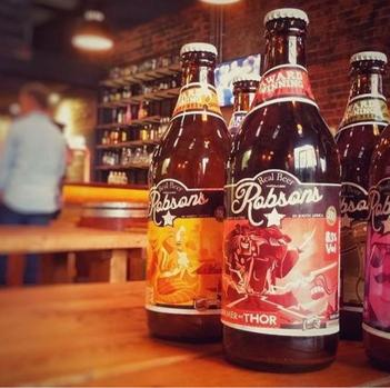 Pink Beer Has Arrived… photo