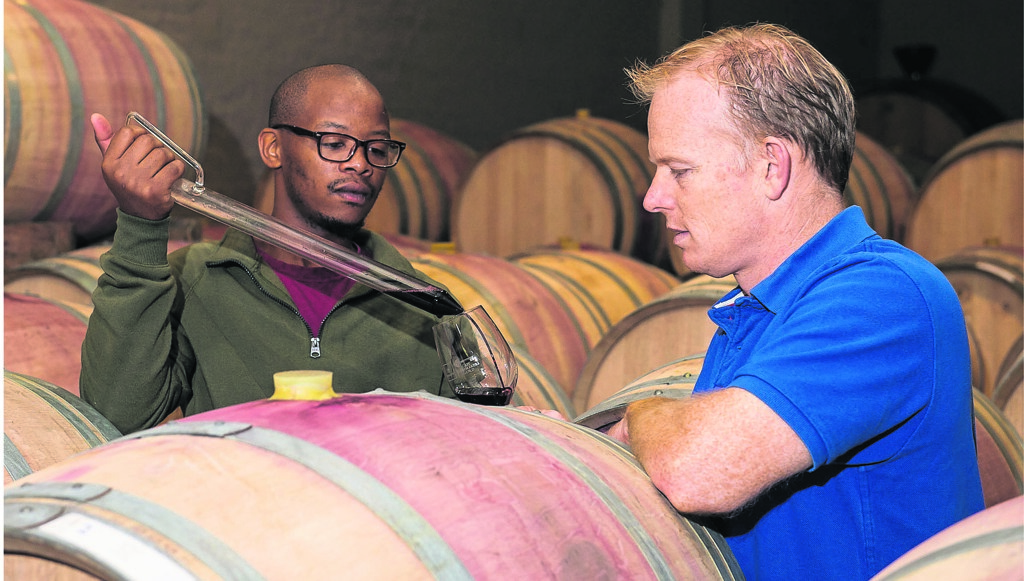 Kasi Winemaker Crafts His Own Brand Of Grog photo