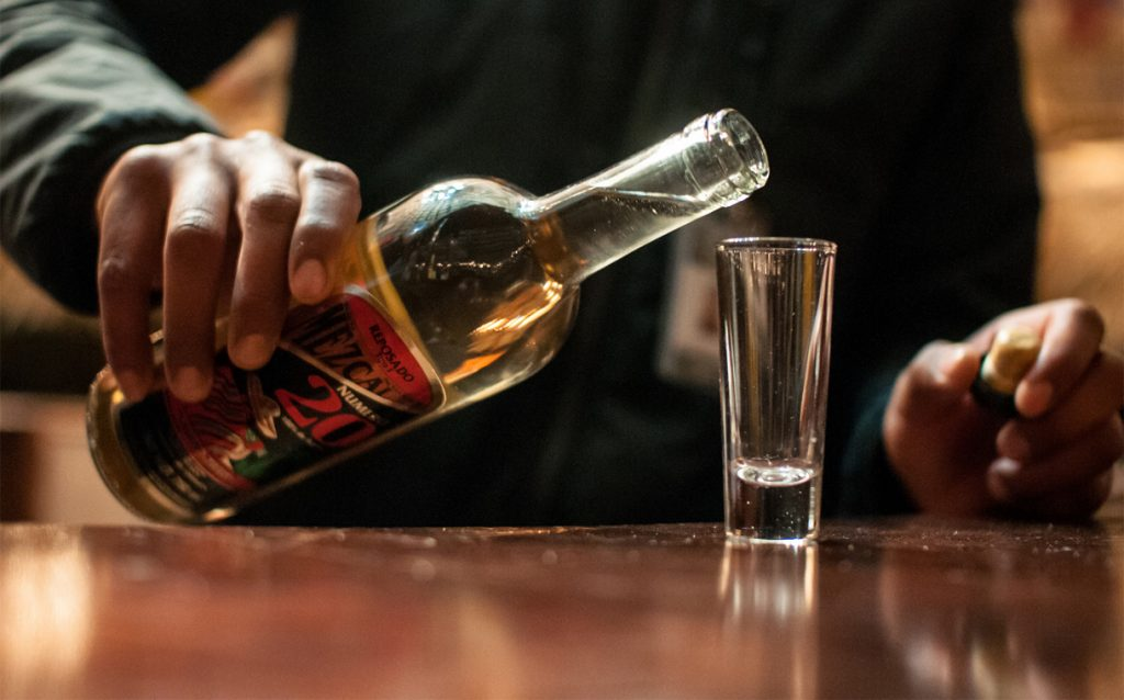 ?top Four Reasons Why The Spirit Mezcal Could Be The New Tequila? photo