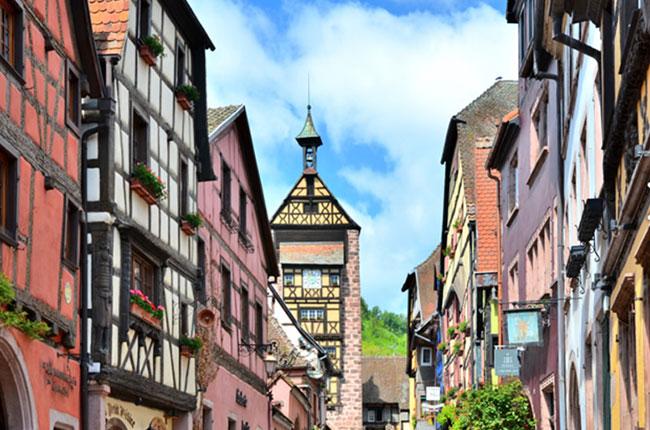 Alsace Wine Route photo