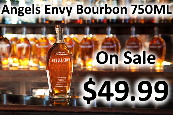 Angels Envy Bourbon 750ML photo